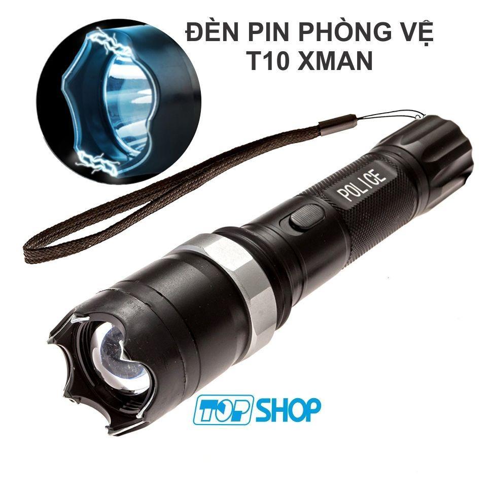 Hình ảnh Đèn pin đa nhiệm nhập khẩu T10-Xmen