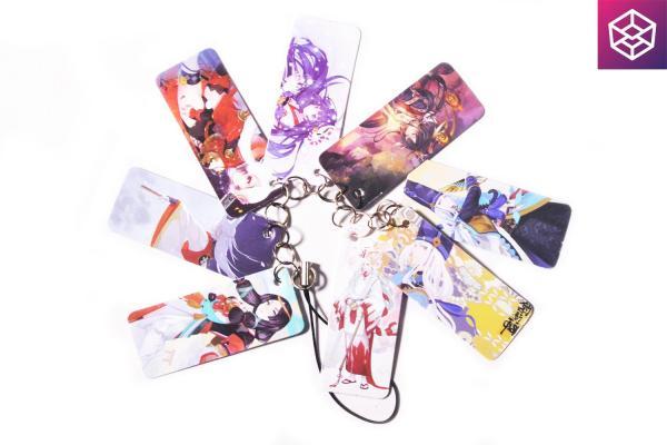 Giá bán Xâu móc khóa thẻ Anime [AAM] [PGN18]
