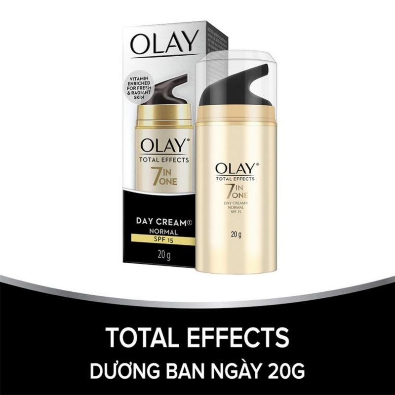Kem Dưỡng Dịu Nhẹ Ban Ngày Olay Total Effects Chống UV 20g nhập khẩu