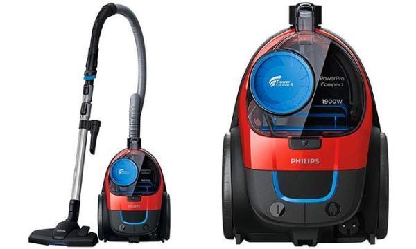 [Trả góp 0%]Máy hút bụi không túi Philips FC9351/01- Hàng chính hãng - Bảo hành 2 năm toàn quốc