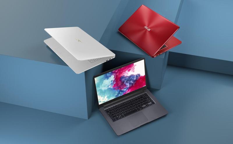 Laptop ASUS X510UA i5-7200U/SSDM.2-120/HDD-1TB/DDR4-4GB (Bảo Hành 2 Năm)