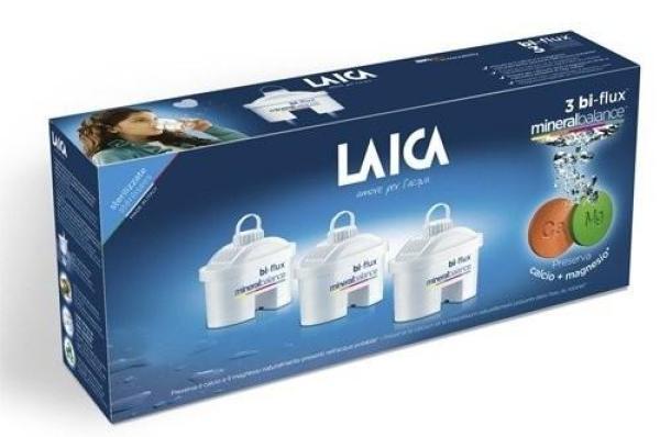 Bộ 3 lõi lọc nước than hoạt tính F3M LAICA