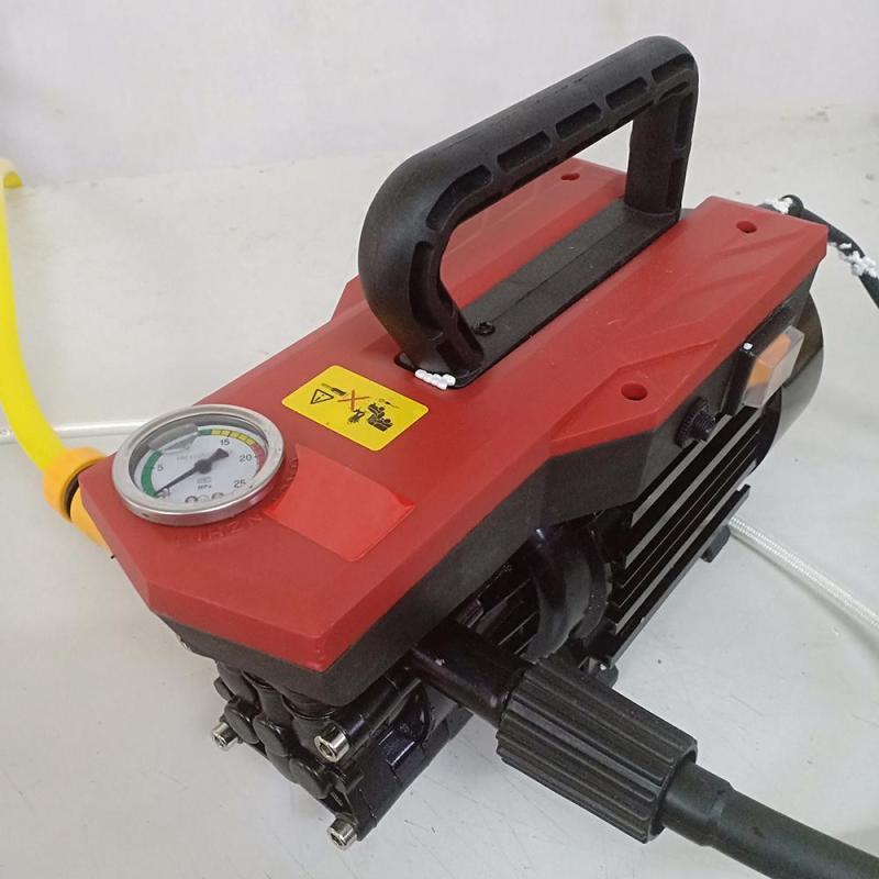 Máy bơm xịt rửa xe áp lực cao mini dành cho gia đình (GL-RS1)