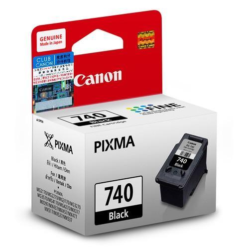 Giảm Giá Khi Mua cho Mực In Canon PG740 BlaCk Ink Cartridge (PG740)