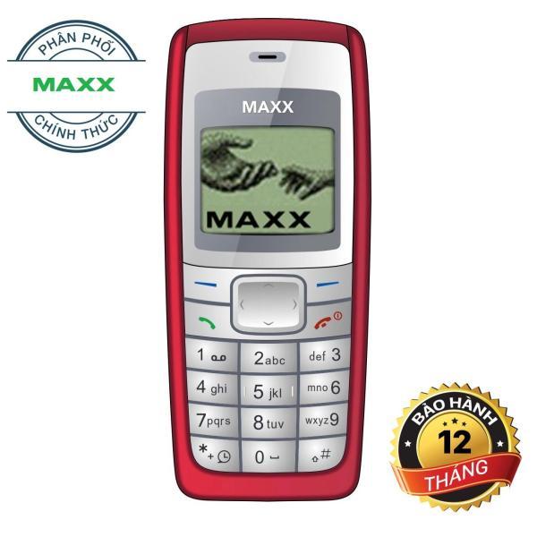 ĐTDĐ MAXX N1110 - Bảo hành 12 tháng - Đỏ