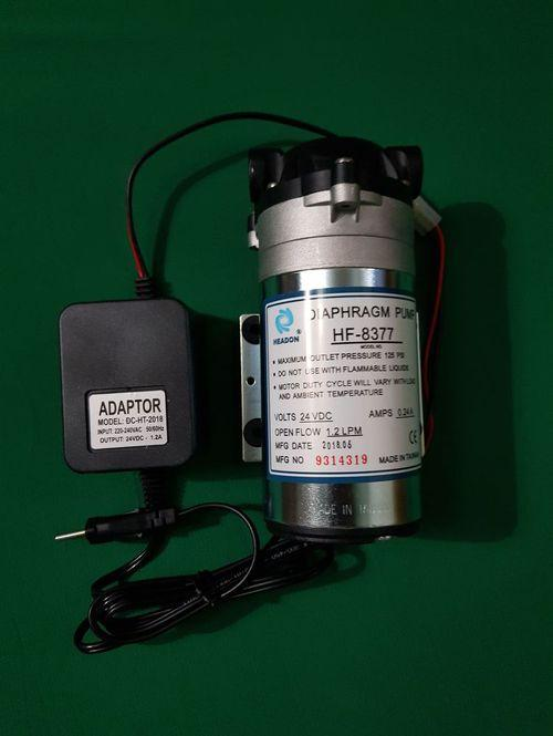 COMBO sản phẩm bơm phun sương HEADON 8377 + ADAPTOR 24V dùng cho máy lọc nước
