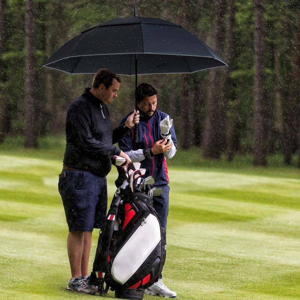 Ô Dù chơi Golf 2 lớp chống lật 68inch Hanoma