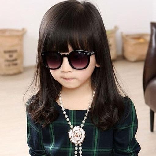 Hình ảnh Kính bé trai, bé gái chống tia UV + Tặng bao da K76