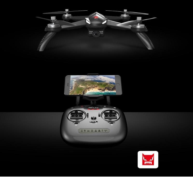 Máy bay camera điều khiển từ xa MJX Bugs 5w tích hơp camera 1080P, GPS tự động quay về