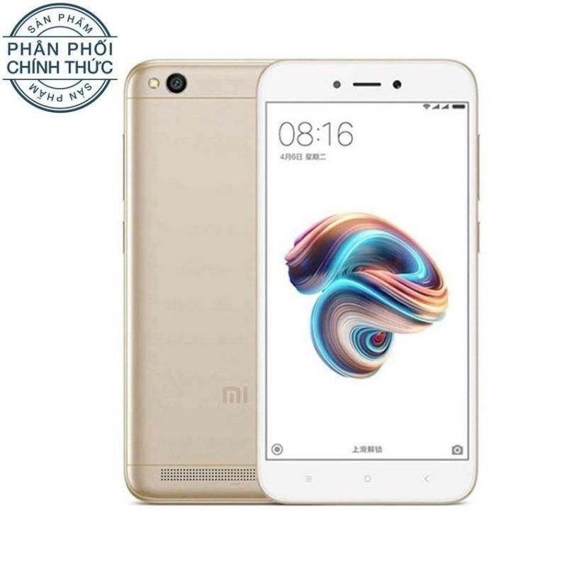 Xiaomi Redmi 5A 16GB Ram 2GB (Vàng) - Hãng phân phối chính thức