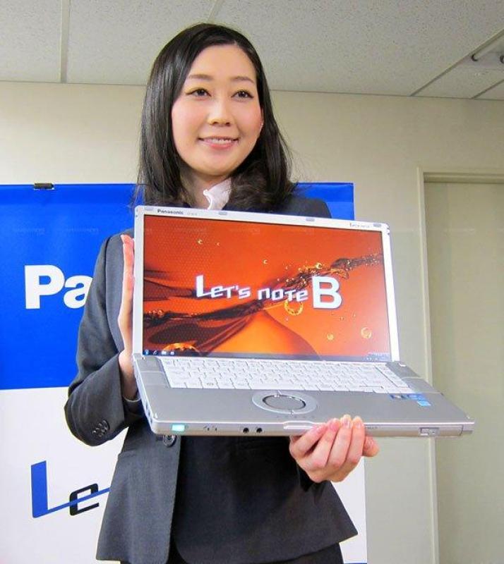 Laptop Panasonic CF-B11