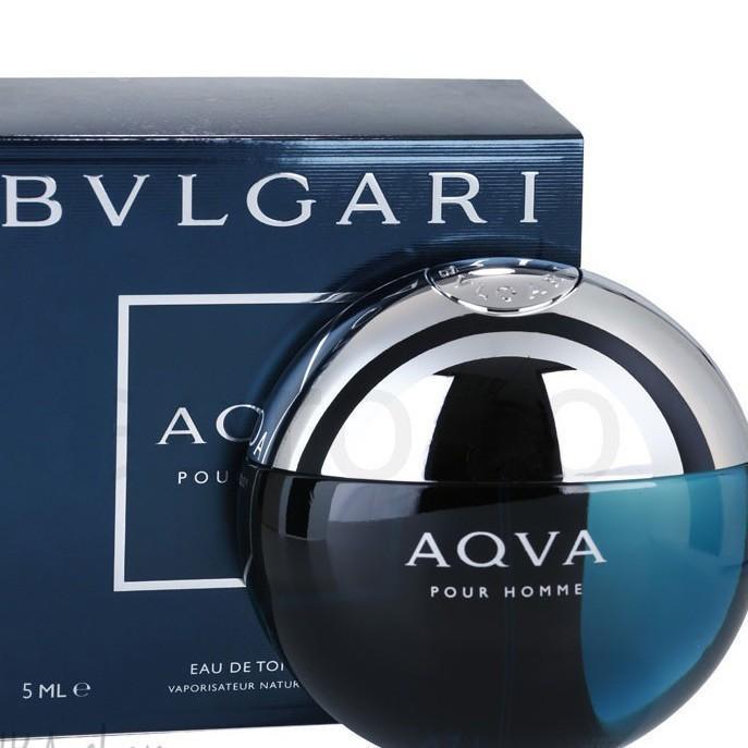 Nước hoa mini nam   Bvlgari Aqva cao cấp