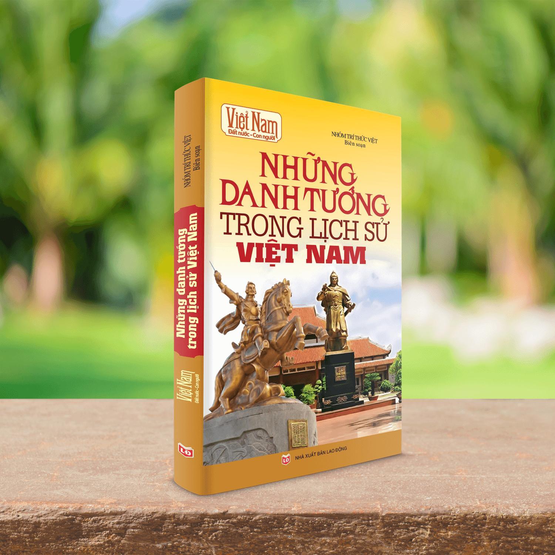Mua Sách những danh tướng nổi tiếng trong lịch sử Việt Nam