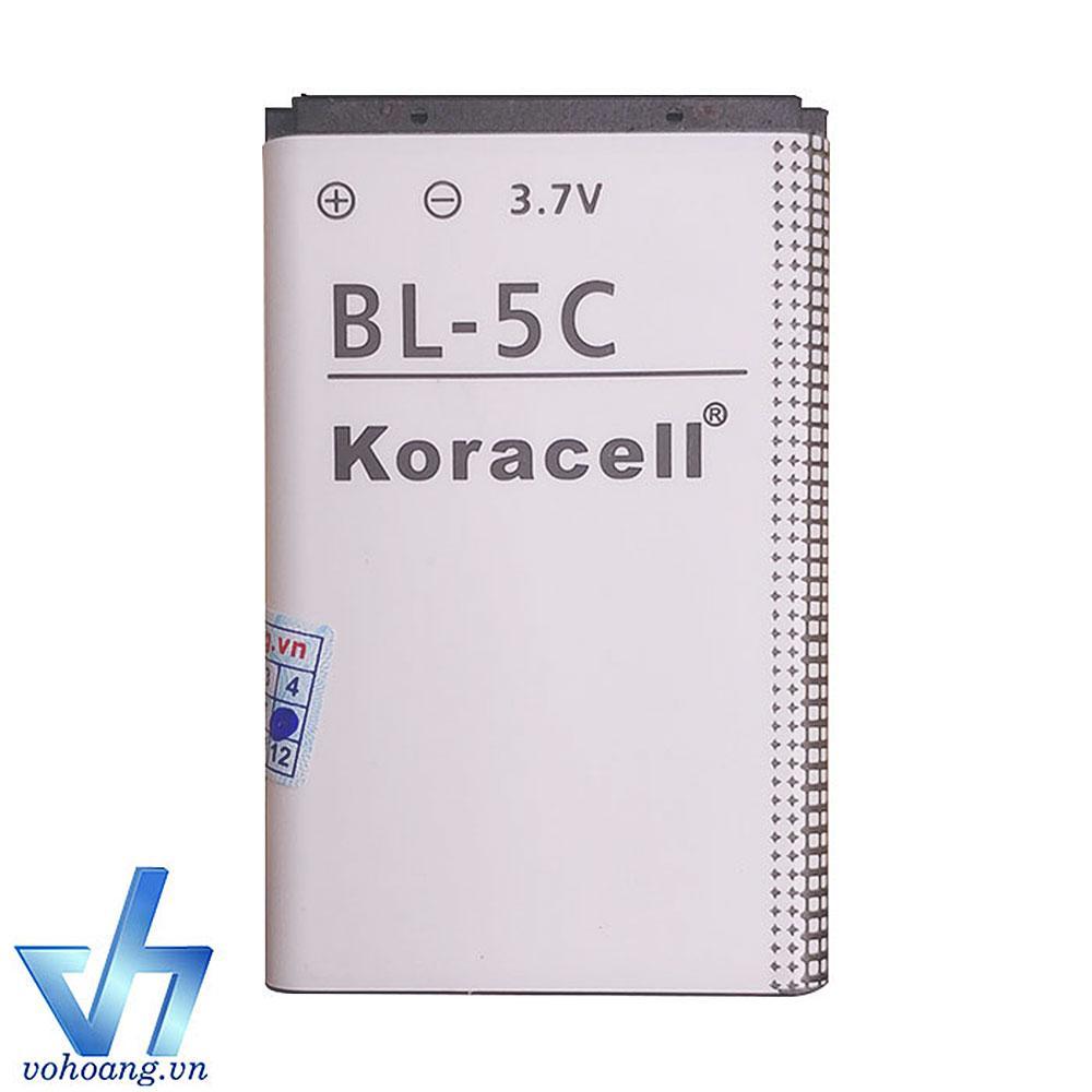 Pin điện thoại / phụ kiện Koracell BL-5C