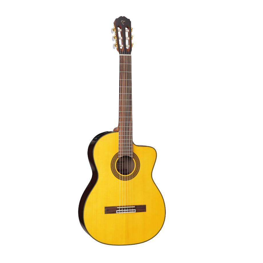 Đàn guitar classic Takamine GC5CE - Duy Guitar - Shop đàn guitar uy tín giá tốt dành cho người mới tập chơi guitar - Ship toàn quốc