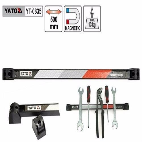 Thanh treo dụng từ tính 500mm YATO YT-0835