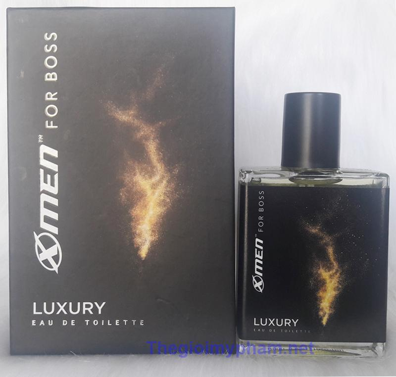 Nước Hoa Xmen For Boss Luxury 49ml