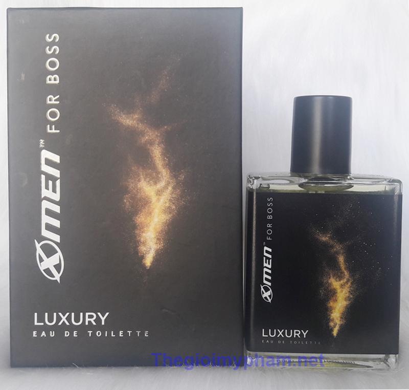 Nước Hoa Xmen For Boss Luxury 49ml