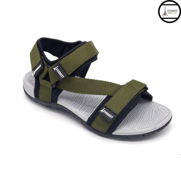 Giày sandal nam cao cấp xuất khẩu thời trang Everest A572 -7- 2017EVR (Nhiều màu) thiết kế quai ngang đơn giản, thời trang, mang đến phong cách trẻ trung, năng động giá rẻ