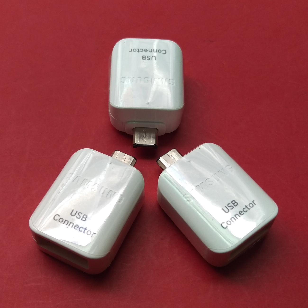 Giá Cổng Chuyển Đổi OTG SAMSUNG (Micro Usb) - CAM KẾT ZIN CHÍNH HIỆU