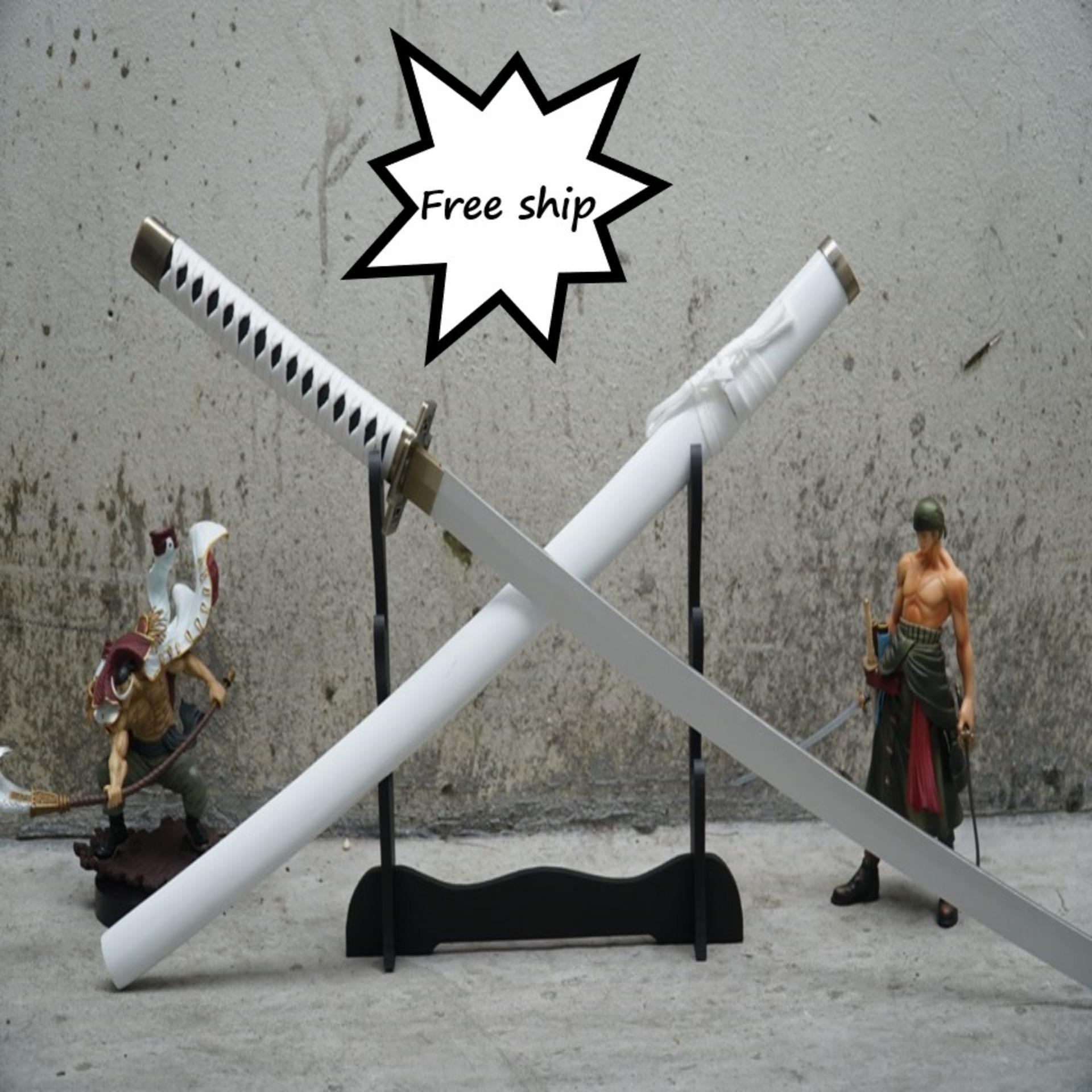 Hình ảnh Kiếm gỗ Zoro trắng
