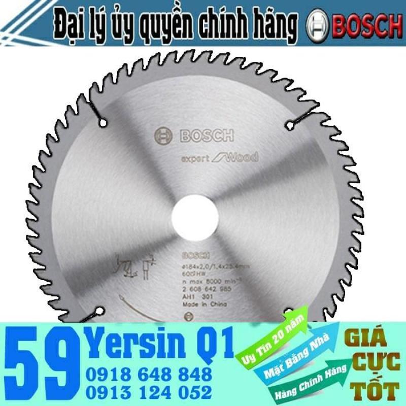 Lưỡi cưa gỗ chuyên dụng Bosch 254x25.4mm T120 - 2608643005