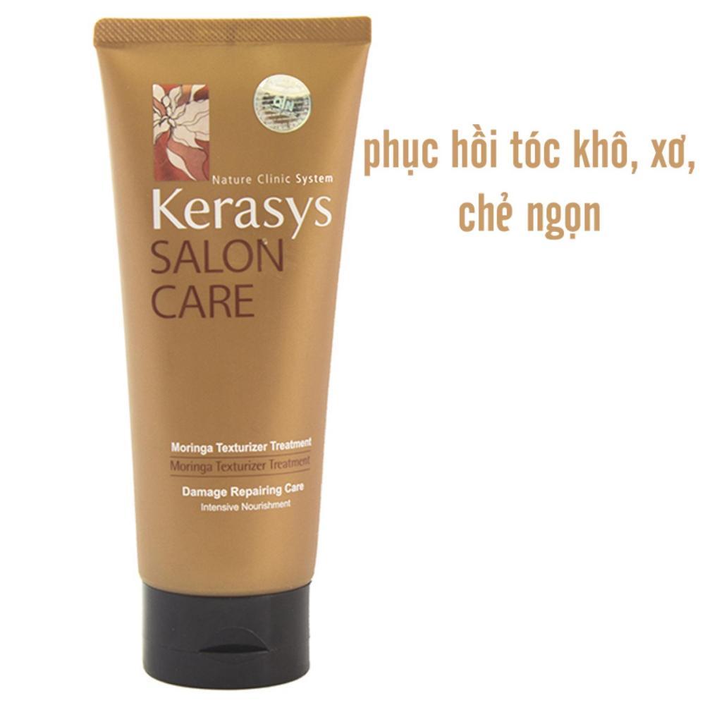 Kem hấp dưỡng tóc giúp phục hồi tóc hư tổn Kerasys Salon Care Repairing Treatment Hàn Quốc 200ml tốt nhất