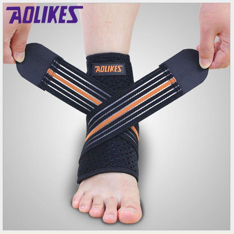 Hình ảnh Combo 2 băng mềm quấn gót chân sản phẩm cao cấp của Aolikes A7126