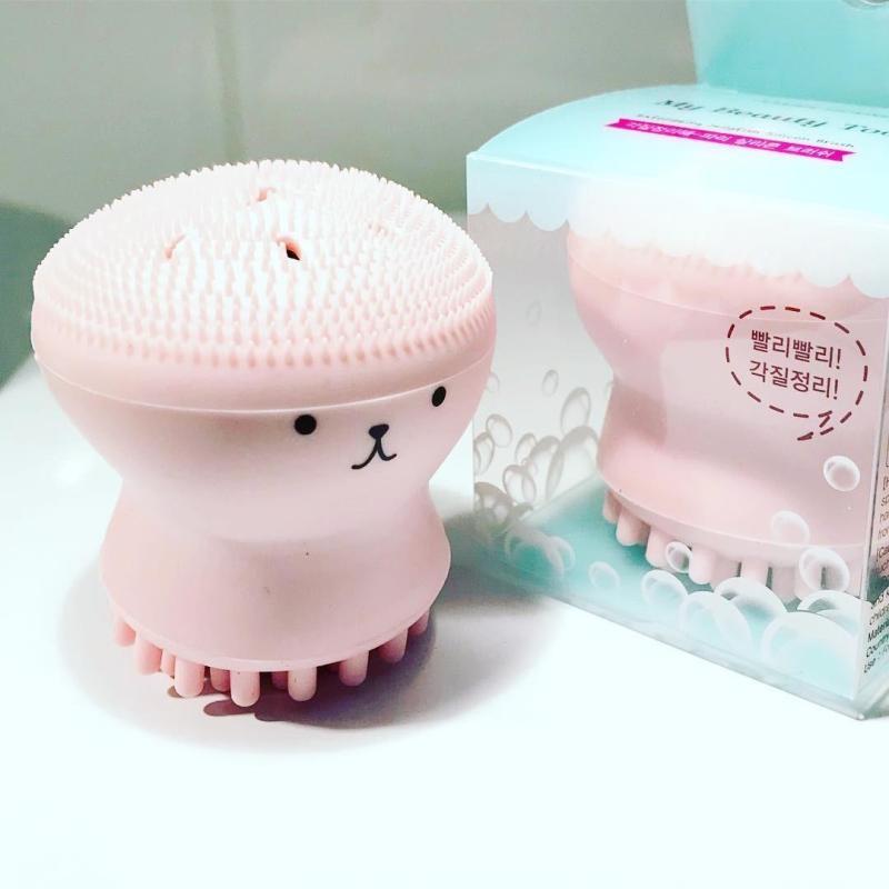 Mút rửa mặt bạch tuộc Korea, ETUDE HOUSE NCC SHOPTIDO