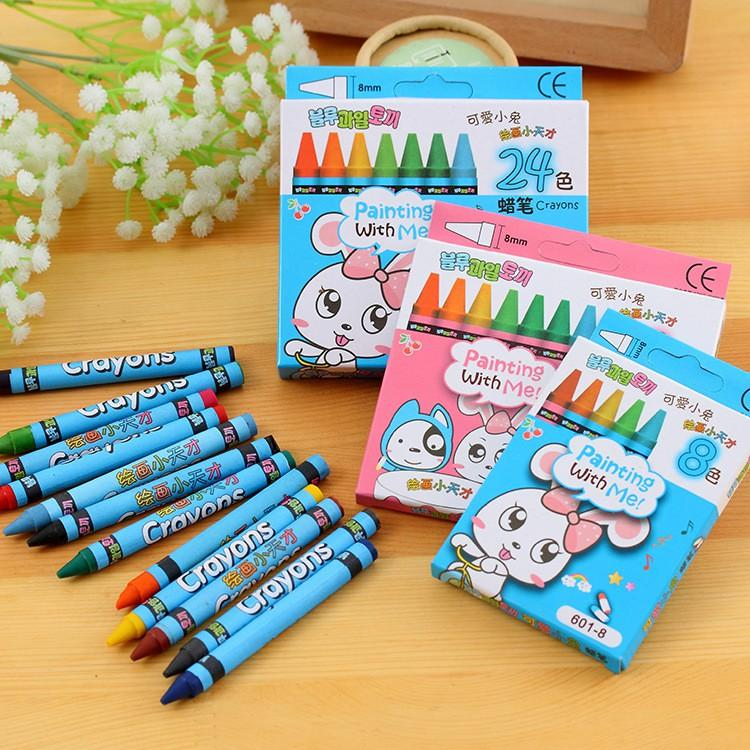 Mua Bộ bút sáp màu Thỏ Ngọc cho bé yêu
