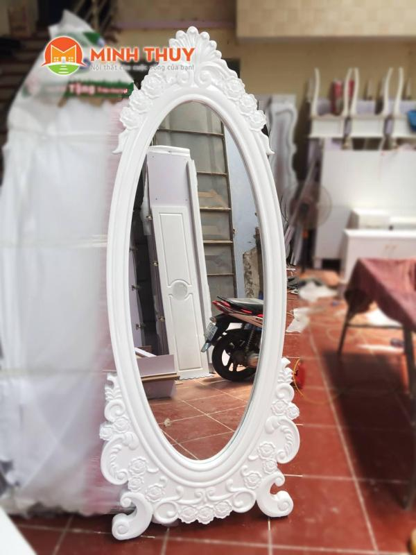 Gương soi toàn thân tân cổ điển