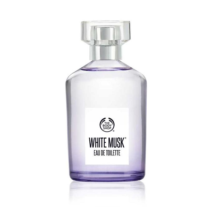 Nước hoa The Body Shop White Musk® Eau De Toilette 60ml
