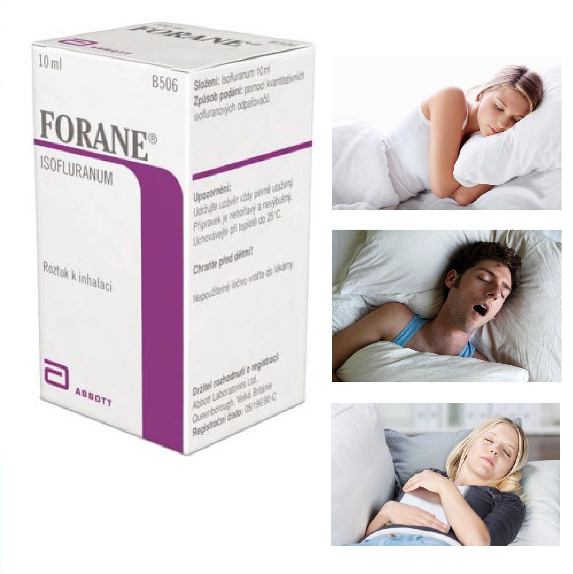 Chai xịt FORANE hỗ trợ giấc ngủ (10ml)