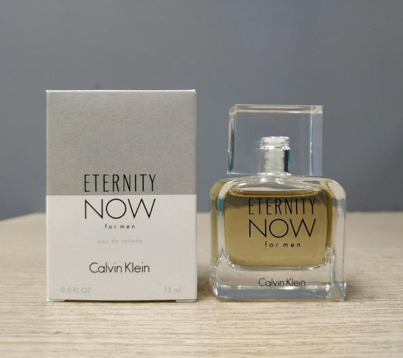 Nước hoa Nam CK Eternity Now For Men EDT 15ml