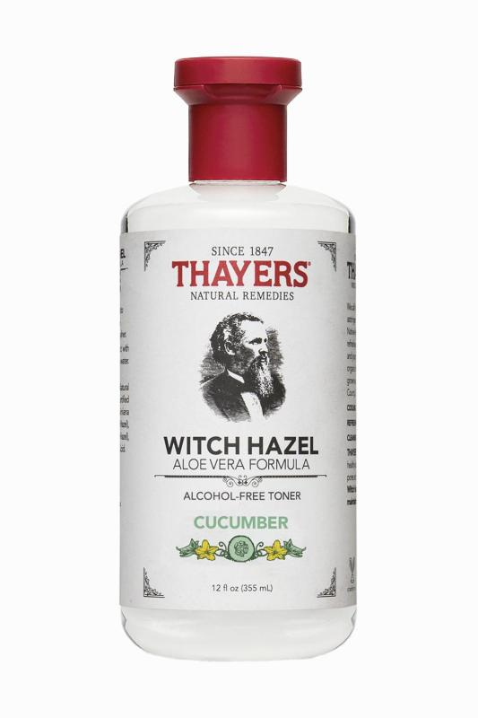 Nước hoa hồng không cồn THAYERS Alcohol-Free Cucumber Witch Hazel Toner 355ml (Hương dưa leo - Dành cho da nhờn và da mụn) cao cấp