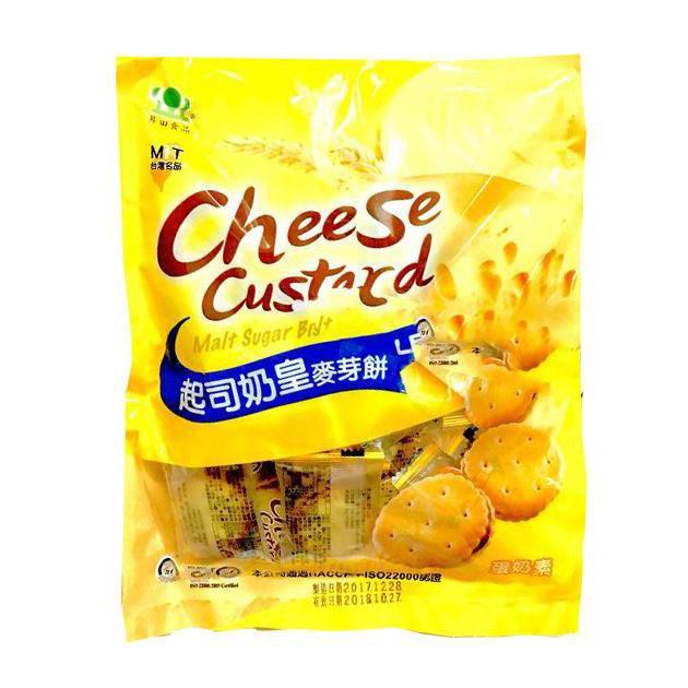 Hình ảnh Bánh quy nhân phô mai 250g Đài Loan