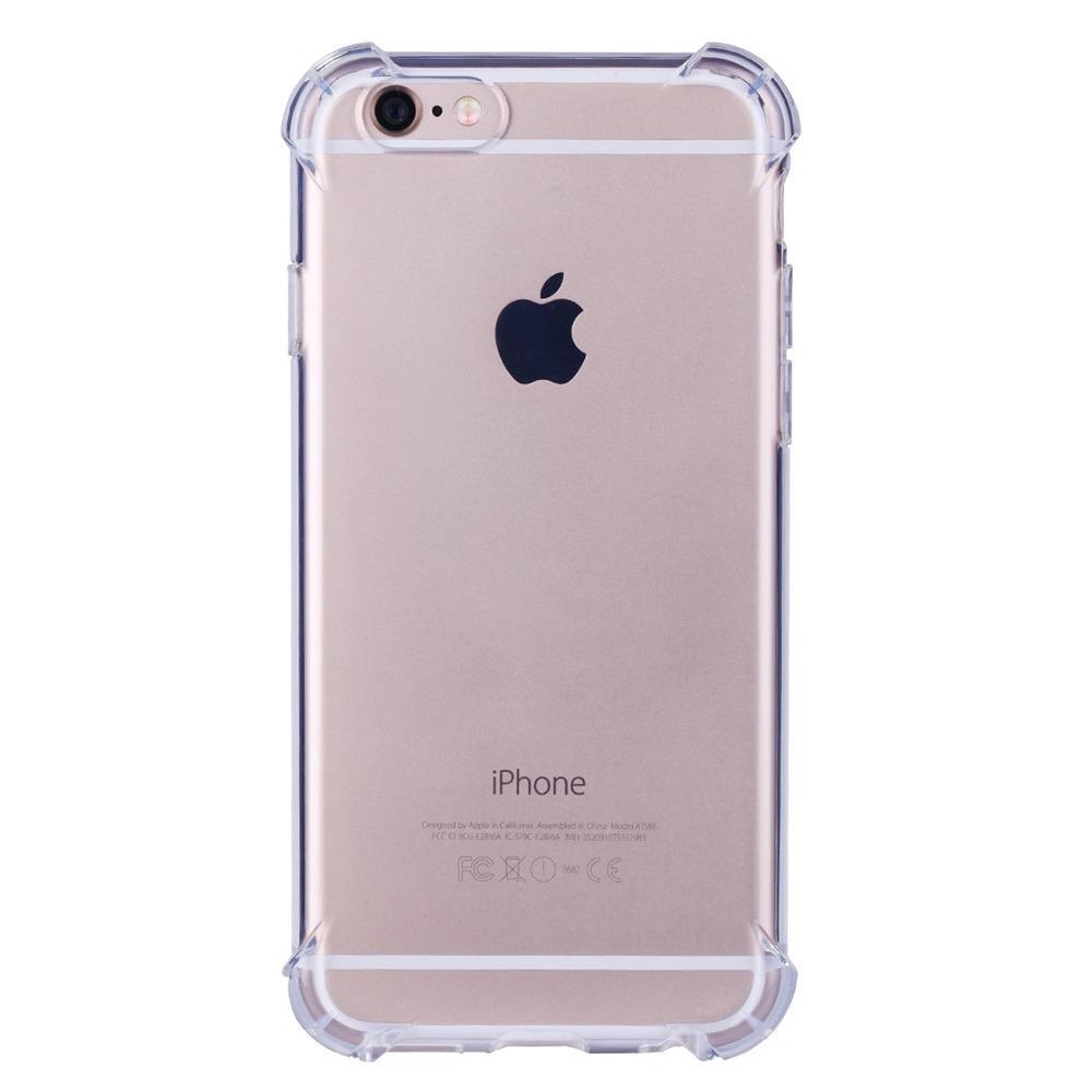 Giá Ốp Lưng Dẻo Chống Sốc Phát Sáng Cho iPhone 6/6S