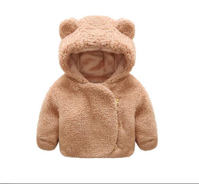 Áo khoác lông cừu cho bé - BAO0354 - (HCM)
