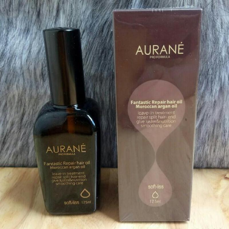 Tinh dầu dưỡng tóc AURANE SOFT LISS 125ml nhập khẩu