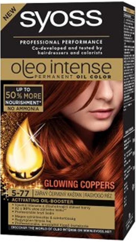 Thuốc nhuộm tóc của Đức nhập khẩu SYOSS Oleo Intense 115ml nhập khẩu