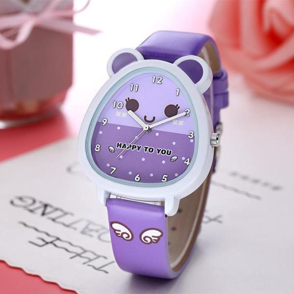 Đồng hồ trẻ em  W07-T màu tím giá tốt bán chạy