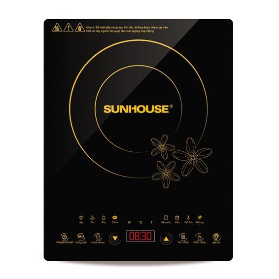 Hình ảnh Bếp Từ Cảm Ứng Sunhose 6800