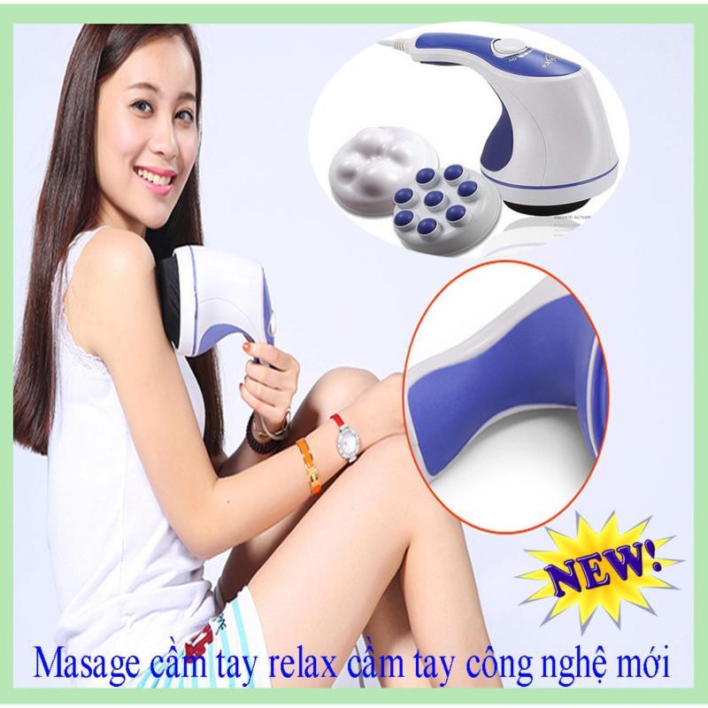 Máy Massage Giảm Mỡ  Bụng Loại Tố, Cách Để Giảm Mỡ Bụng - Mua Ngay Máy Massage Cầm Tay Relax & Spin Tone, Xua Tan Mệt Mỏi, Thon Gọn Cơ Thể