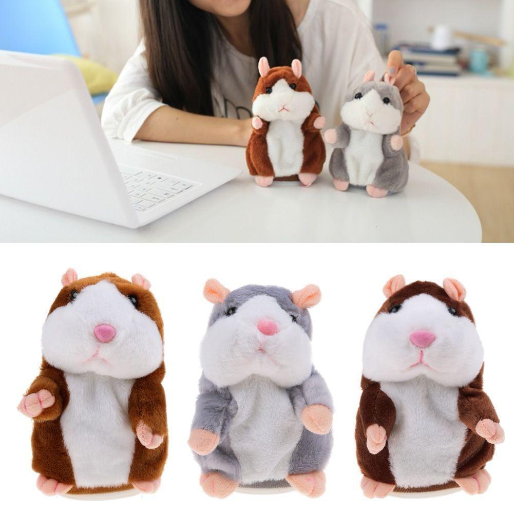 Hình ảnh Chuột Hamster biết nói dễ thương cho bé Talking Hamster