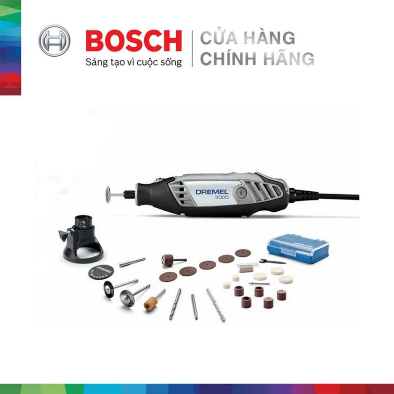 Máy mài cắt đa năng Bosch Dremel 3000 1/26