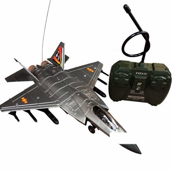 Hình ảnh Máy bay chiến đấu điều khiển từ xa Airplane Fighter XJ36