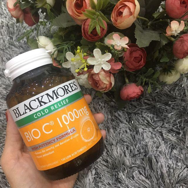 Blackmores Bio C bổ sung Vitamin C 150 viên