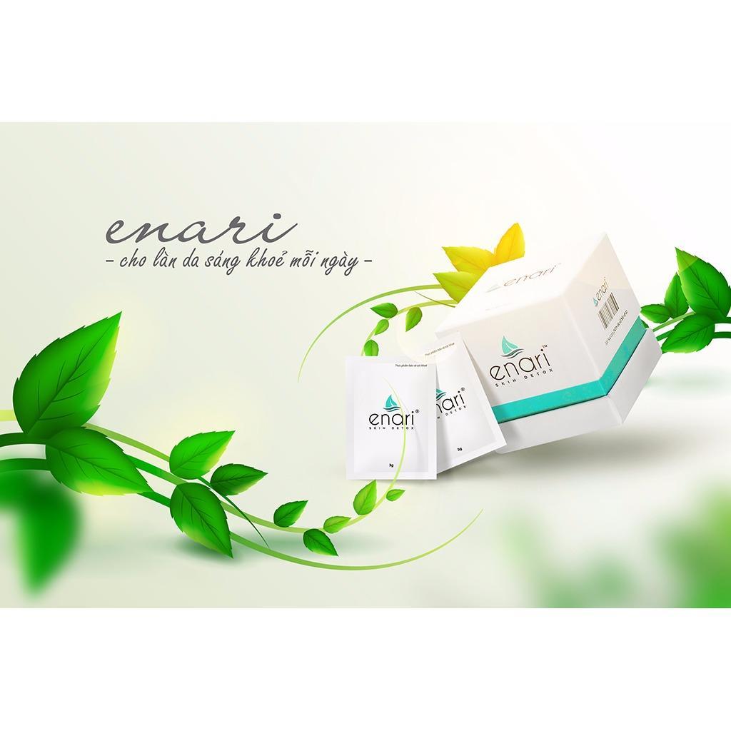 Thực phẩm bảo vệ sức khoẻ Enari Skin Detox