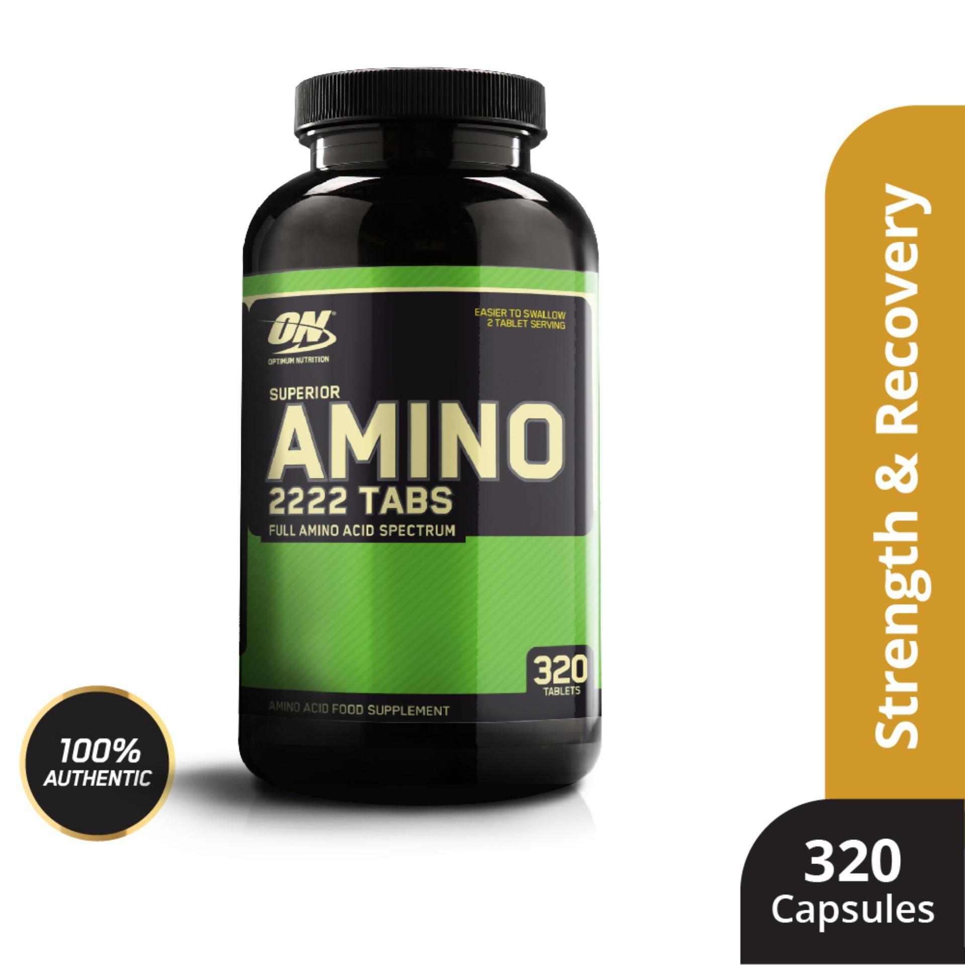 On - Superior Amino Acid 2222 320 Tabs