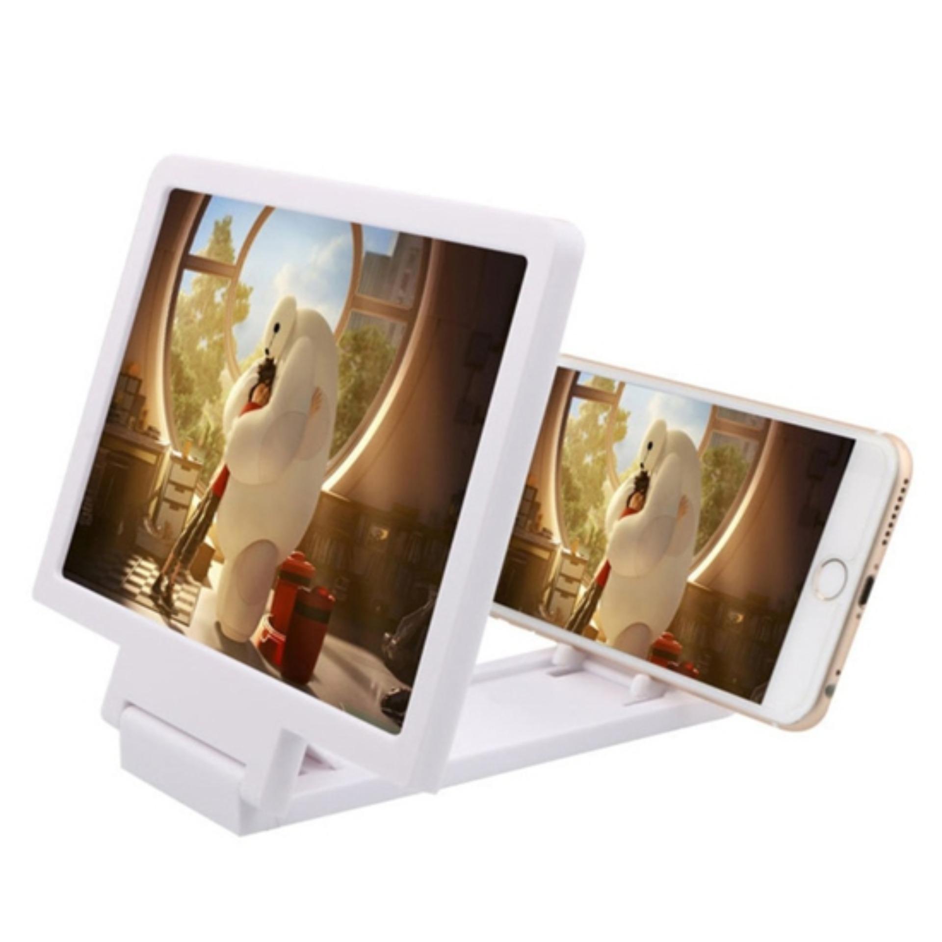 Hình ảnh Kính 3D phóng to màn hình điện thoại Smartphone F1